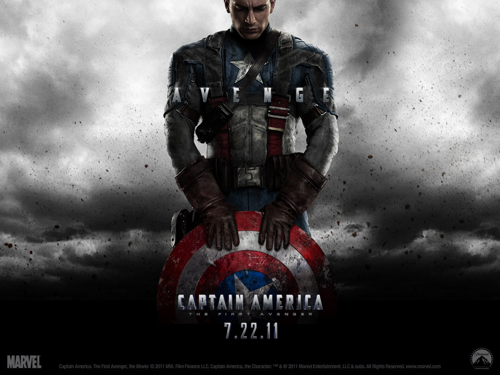 The Road To Avengers Endgame Revisiting Captain America The First Avenger 2011 Grahamwood Media